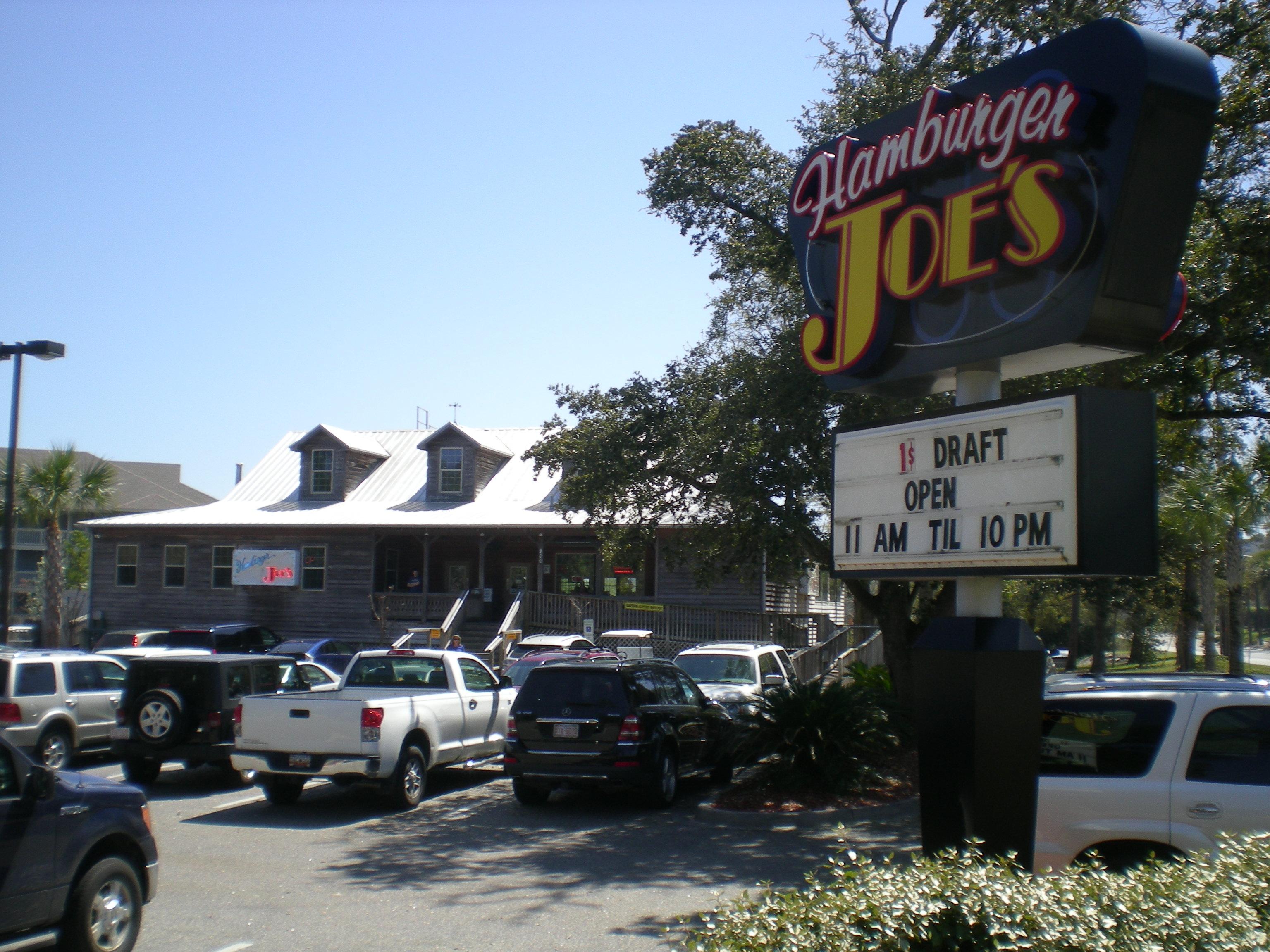 Best Hamburger In Myrtle Beach